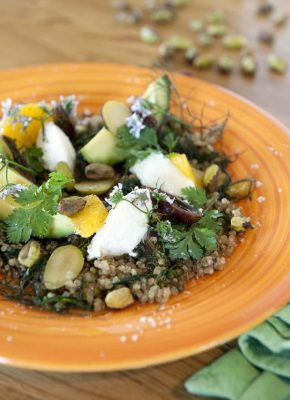 Persian Quinoa
